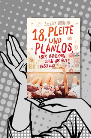 Read&Win: 18, Pleite und planlos