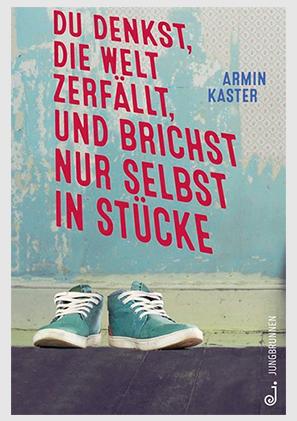 """""""Du denkst die Welt zerfällt und brichst nur selbst in Stücke"""" von Armin Kaster"""