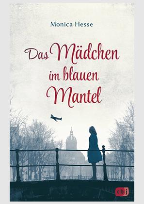 """""""Das Mädchen im blauen Mantel"""" von Monica Hesse"""